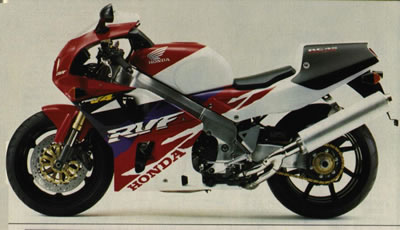 Honda Motorbikes and Sportbikes Specs with Information